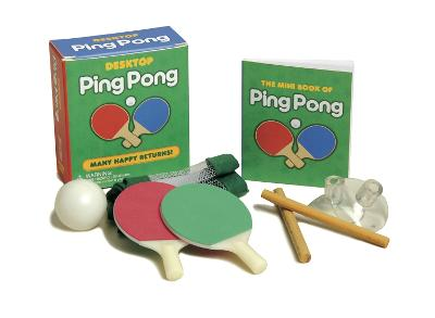 Desktop Ping Pong book