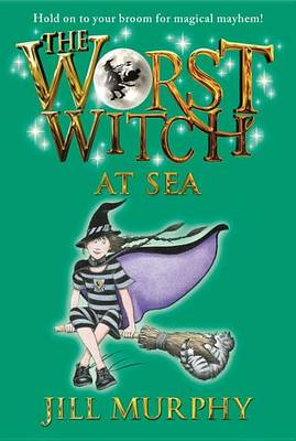 Worst Witch at Sea book