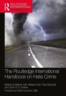 Routledge International Handbook on Hate Crime book