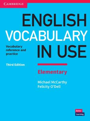 English Vocabulary in Use Elementary Book with Answers by Michael McCarthy