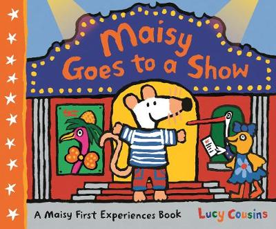 Maisy Goes to a Show book