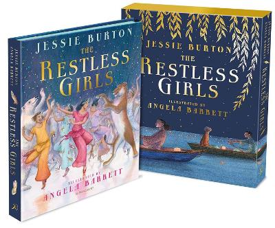 The Restless Girls: Deluxe Slipcase Edition book