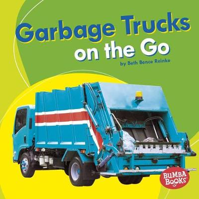 Garbage Trucks on the Go book