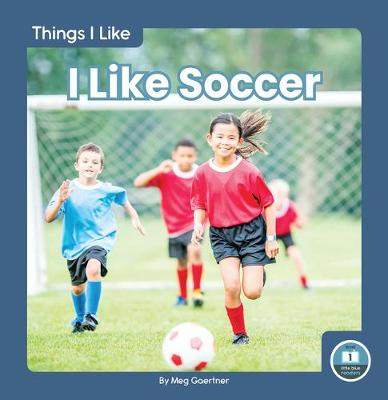 Things I Like: I Like Soccer book