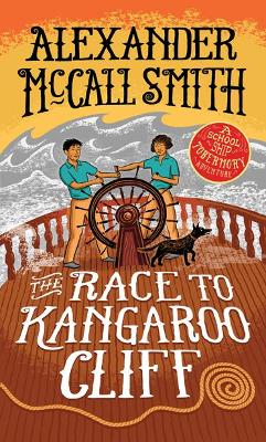 Race to Kangaroo Cliff by Alexander McCall Smith