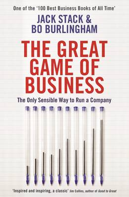 Great Game of Business by Bo Burlingham