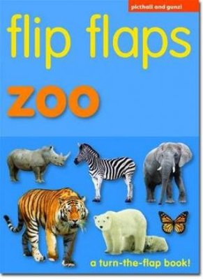 Flip Flaps Zoo book