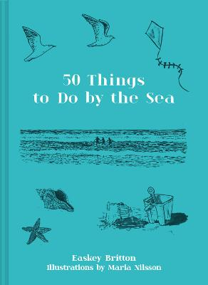 50 Things to Do by the Sea book