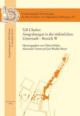 Tell Chuera by Tobias Helms