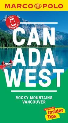 Canada West Marco Polo Pocket Travel Guide 2019 - with pull out map: Vancouver and the Rockies by Marco Polo