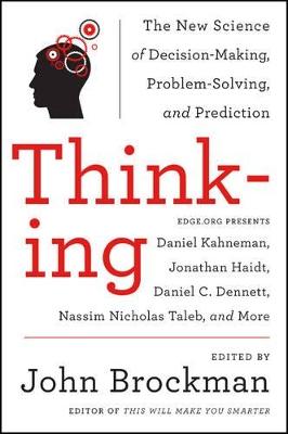 Thinking by John Brockman