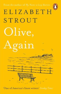 Olive, Again: New novel by the author of the Pulitzer Prize-winning Olive Kitteridge book