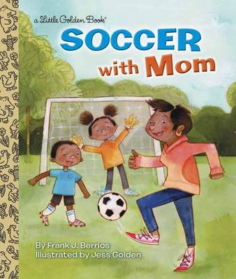 LGB Soccer With Mom by Frank Berrios
