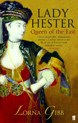 Lady Hester book