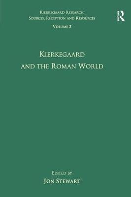 Kierkegaard and the Roman World book