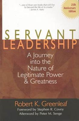 Servant Leadership book