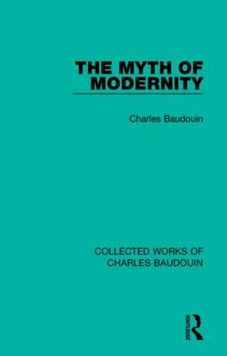 Myth of Modernity book