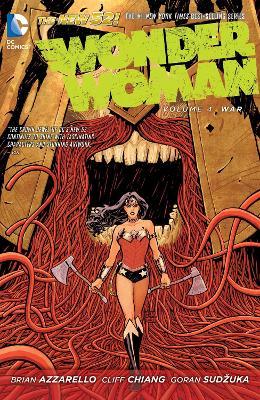 Wonder Woman Wonder Woman Volume 4: War TP (The New 52) War Volume 4 by Brian Azzarello