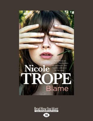 Blame by Nicole Trope