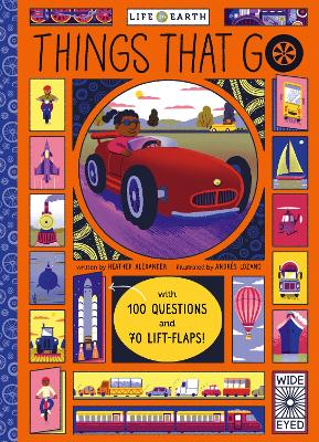 Life on Earth: Things That Go book