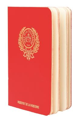 Parisian Chic Passport (red) by Ines de la Fressange