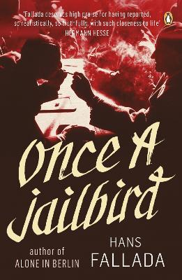 Once a Jailbird by Hans Fallada