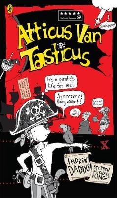 Atticus Van Tasticus book