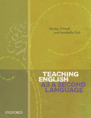 Teaching English as a Second Language book