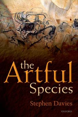 Artful Species book