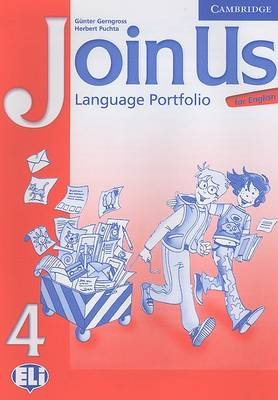 Join Us for English 4 Language Portfolio by Gunter Gerngross