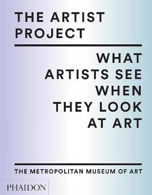 Artist Project book