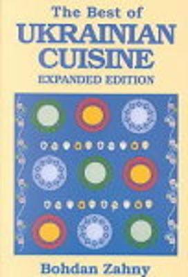Best of Ukrainian Cuisine book