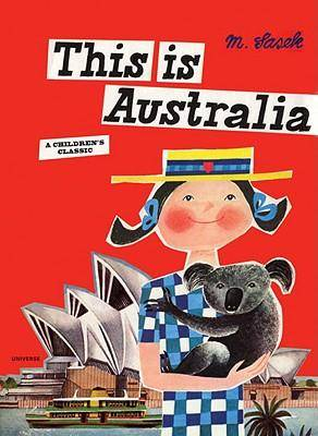 This Is Australia by Miroslav Sasek