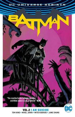 Batman TP Vol 2 I Am Suicide (Rebirth) by Tom King