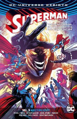 Superman TP Vol 3 Multiplicity (Rebirth) by Peter J. Tomasi