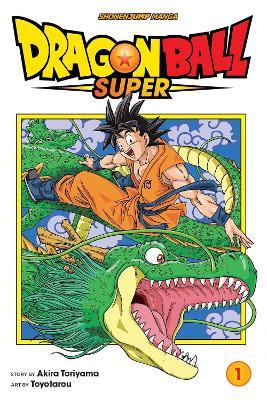 Dragon Ball Super, Vol. 1 book