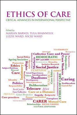 Ethics of care by Marian Barnes