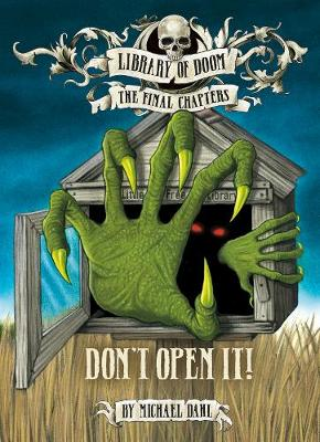 Don't Open It! book