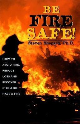 Be Fire Safe! book