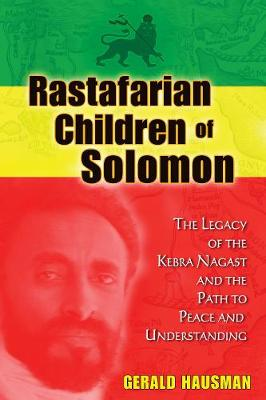 Rastafarian Children of Solomon by Gerald Hausman