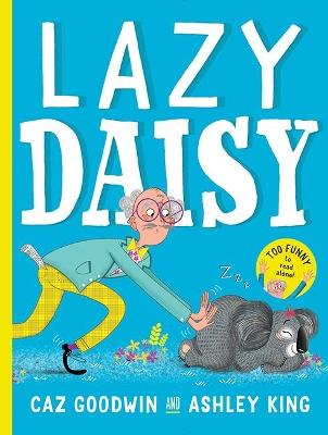 Lazy Daisy book