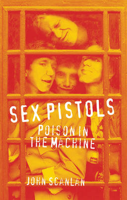Sex Pistols by John Scanlan
