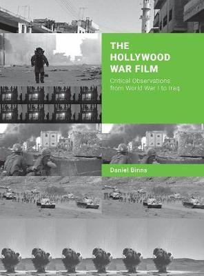 Hollywood War Film book