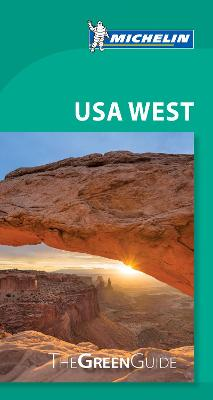 Green Guide USA West by Michelin