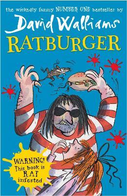 Ratburger by David Walliams