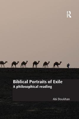 Biblical Portraits of Exile: A philosophical reading book