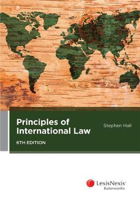 Principles of International Law by Hall