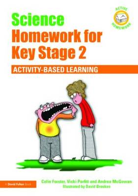 Science Homework for Key Stage 2 by Colin Forster