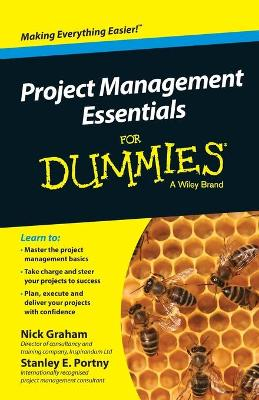 Project Management Essentials For Dummies, Australian and New Zealand Edition by Nick Graham