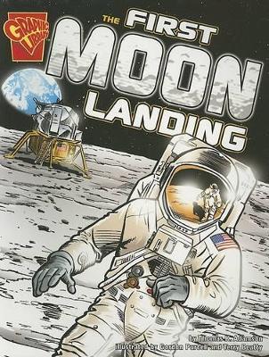 First Moon Landing book